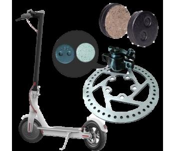 Замена тормозного диска/тормозных колодок